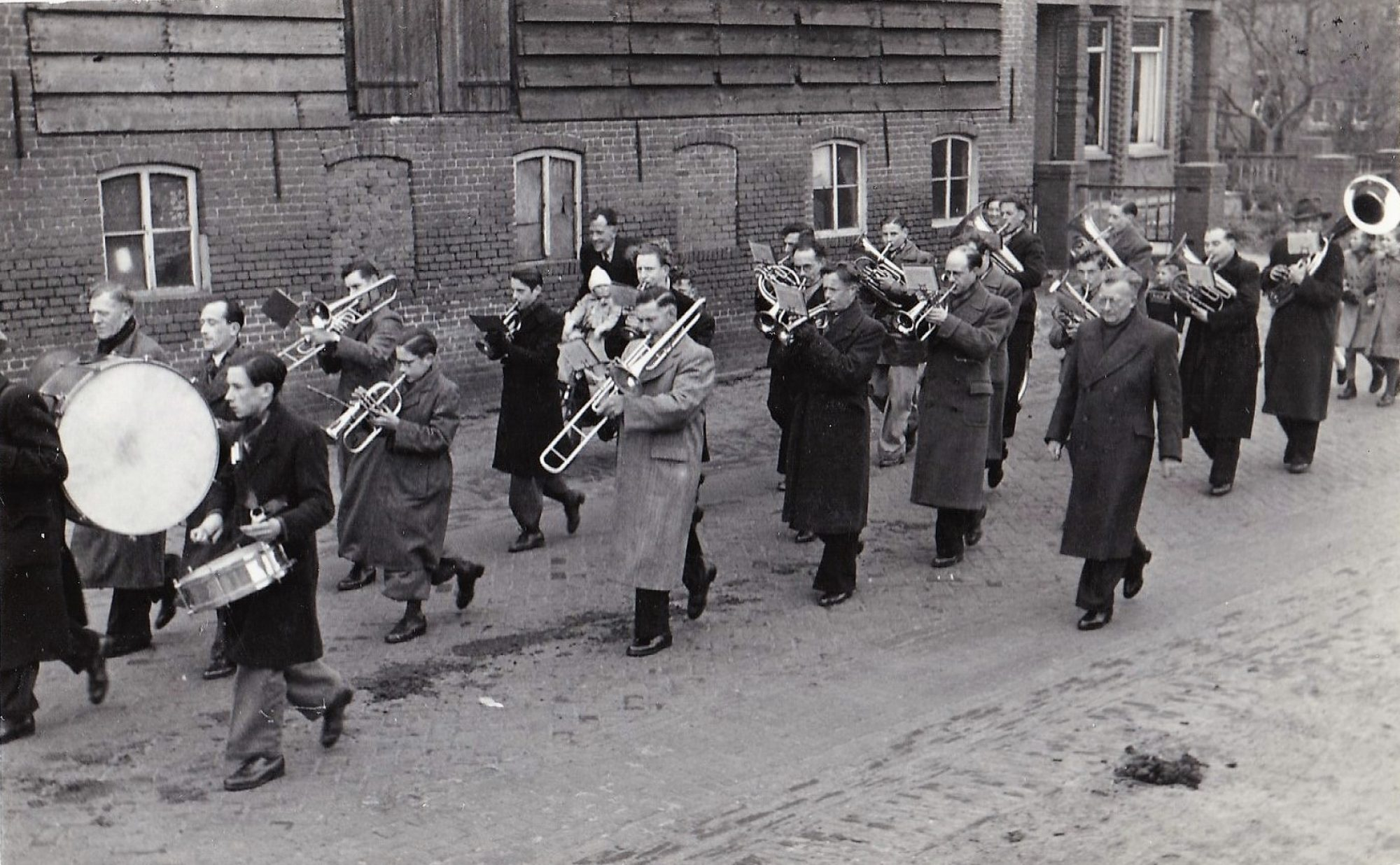 Muziek en Vriendschap 75 jaar Jong!!!